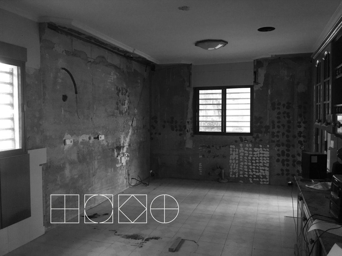 Reforma integral d'habitatge (work in progress)