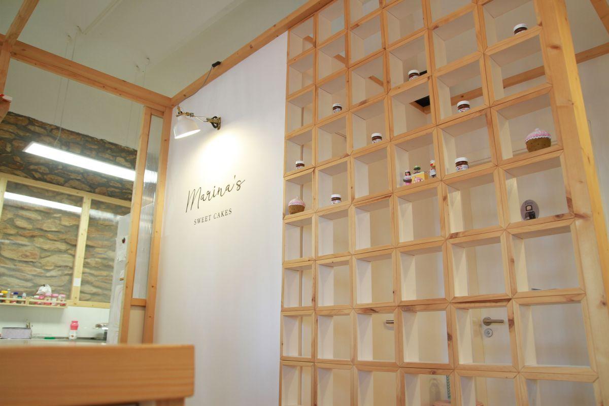 Diseño de interiores, interiorisme, disseny d'interiors amposta, pastisseria, bakery