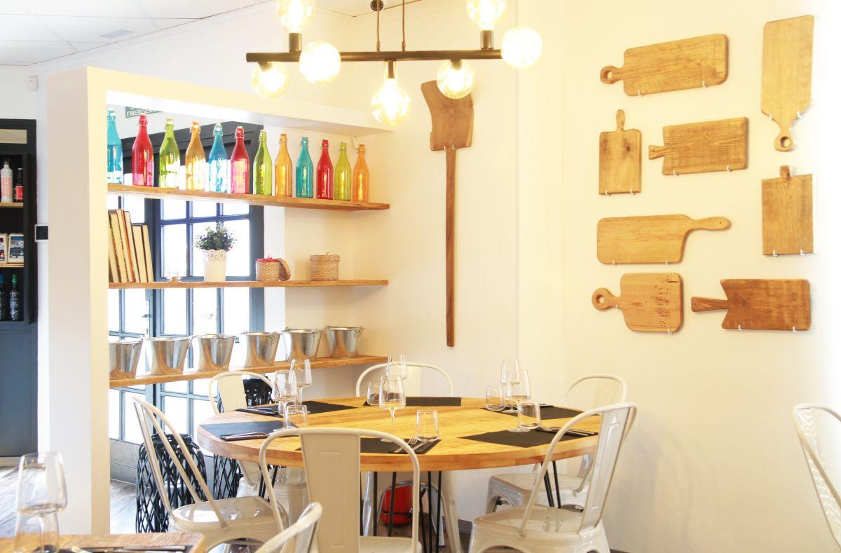 restaurante de diseño, amposta, arroz, delta de l'ebre, ebro