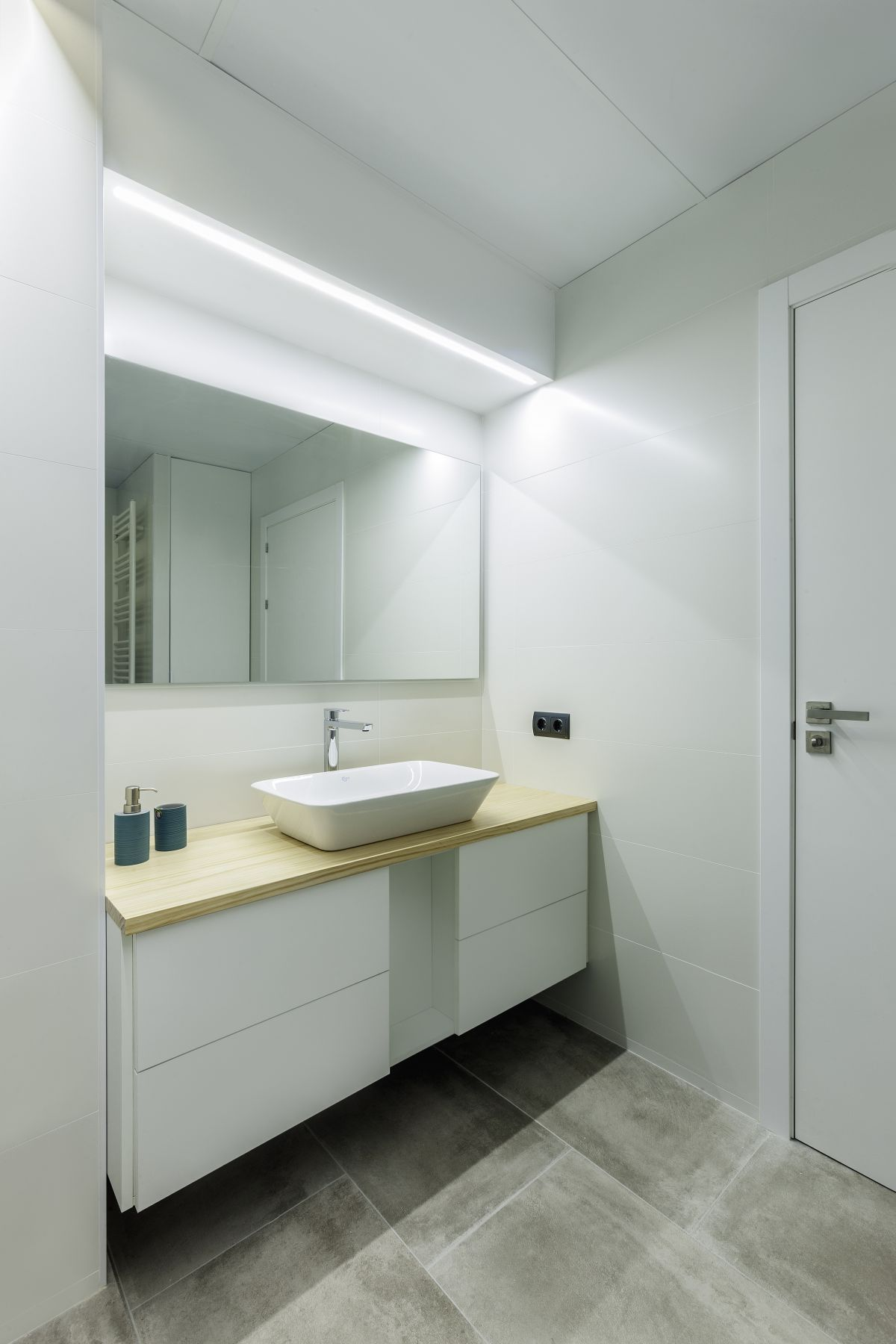 bany, moble, fusta, disseny, càlid, interiorisme, dissenyador, interiorista