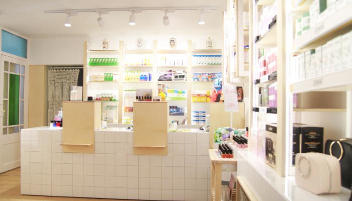 La farmàcia del grau (pharmacy)